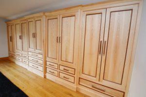 Bedroom furniture Celfiderw Oakencraft