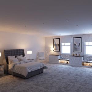 Celfiderw Oakencraft Bedroom 2