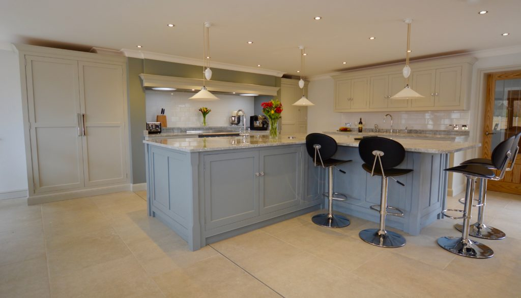 Bespoke Kitchen in Rhewl